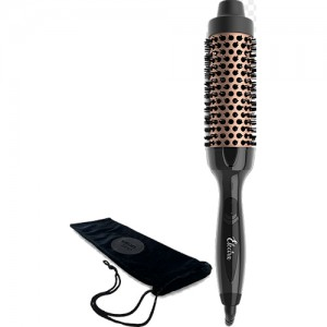 Escova Modeladora Eletrica Electra 200C Preta Perolizada Bivolt - Salon Line