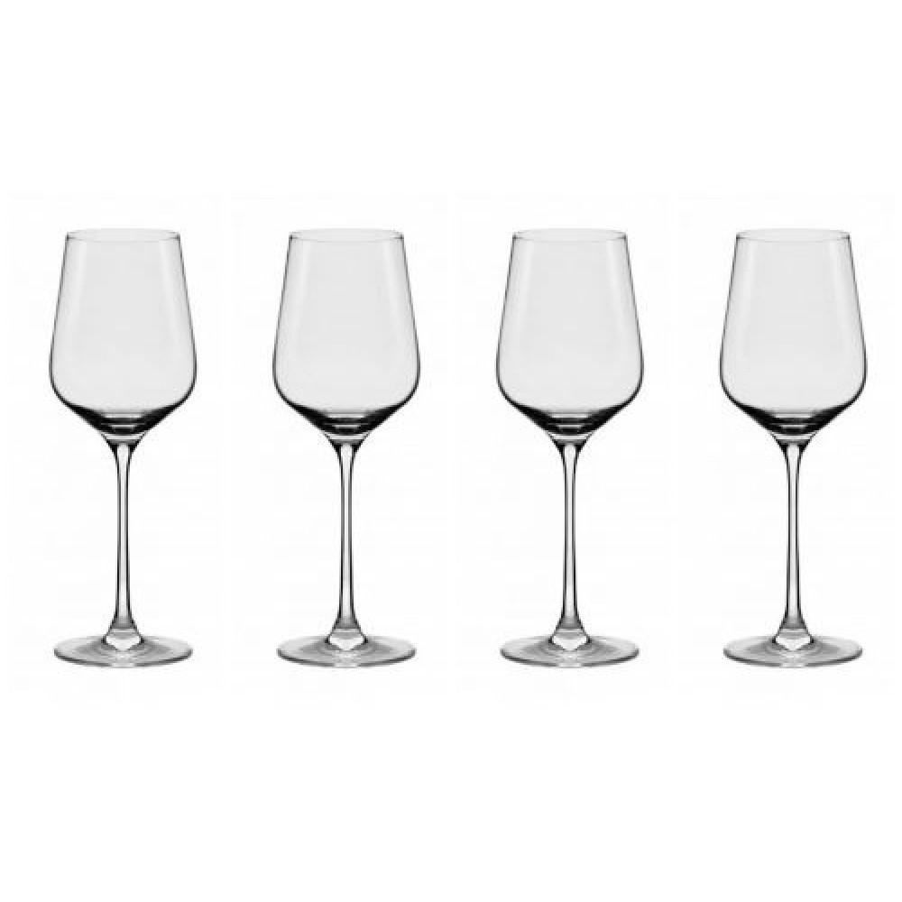 Conjunto de Taças de Cristal para Vinho Bordeaux Flavour Classic 650ml 4pçs - Oxford