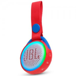 Caixa de Som Bluetooth Junior Pop Vermelha - JBL