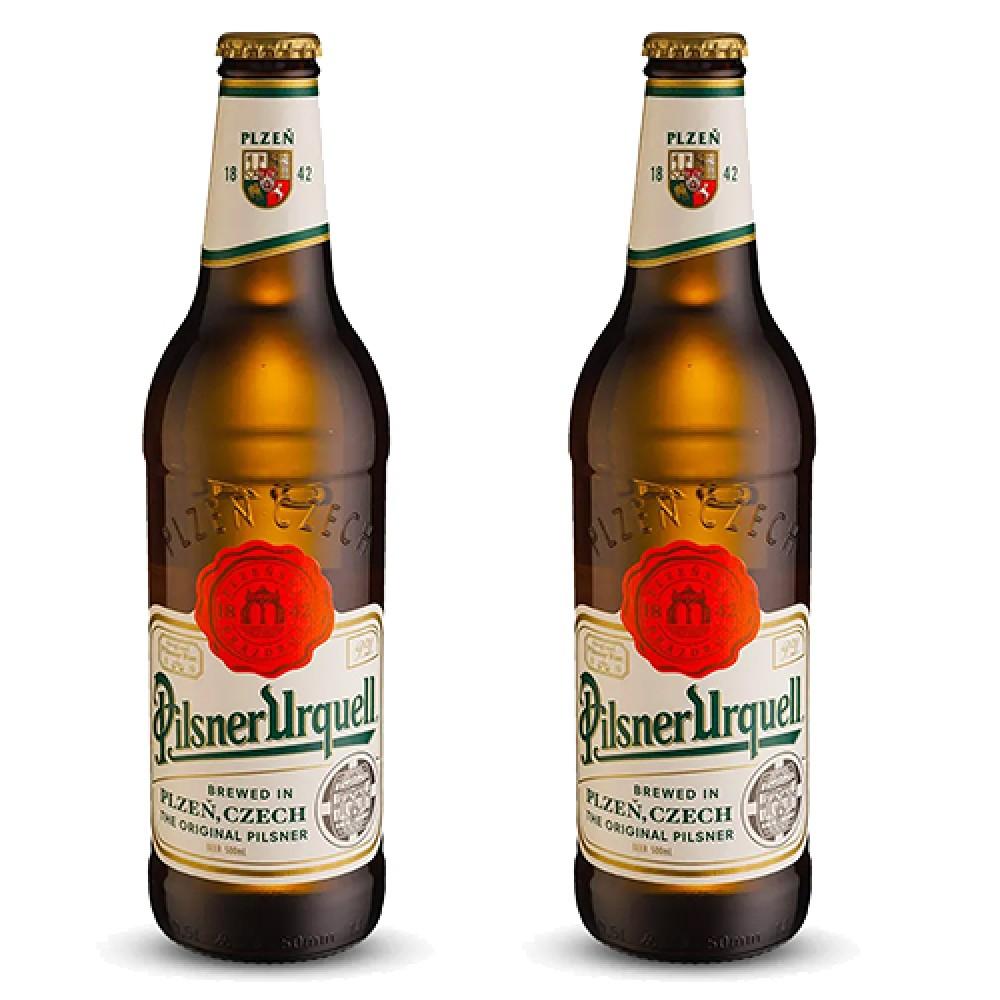 Pack 2 Cervejas Pilsner Urquell 500ml