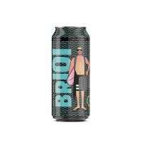 Cerveja 4 Islands Briói Double Neipa Lata 473ml