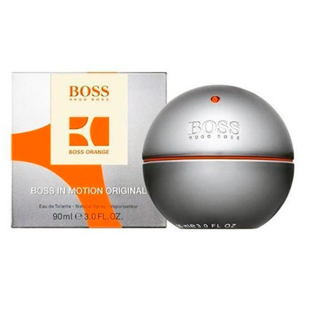 Perfume Masculino Boss In Motion EDT 90ml - Hugo Boss